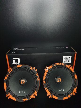 Новые Динамики 13см Dl Audio Baracuda Оригинальные колонки в Авто