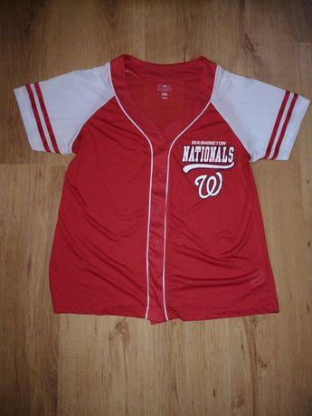 Tricou baseball de damă Washington Nationals mărimea L