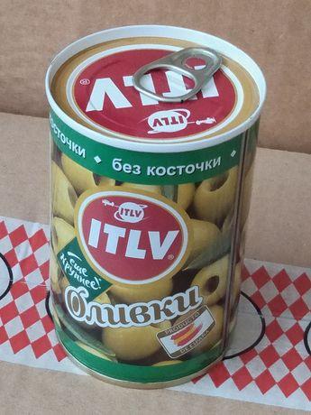 Продам оливки турецкие