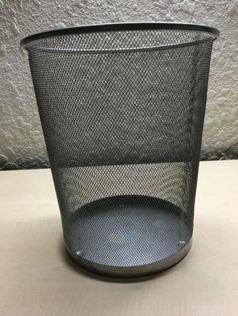 Кош за отпадъци метална мрежа 12литра