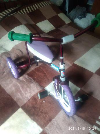 Велосипед детский метал