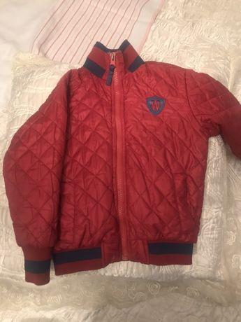 Продам фирменную двустороннюю куртку
