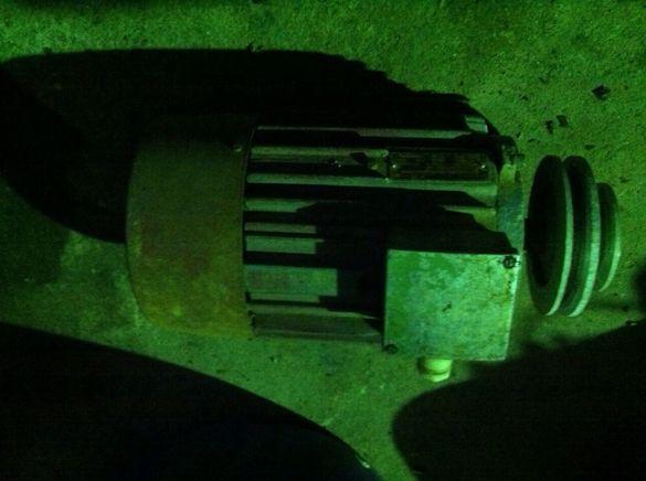 Електрически мотор