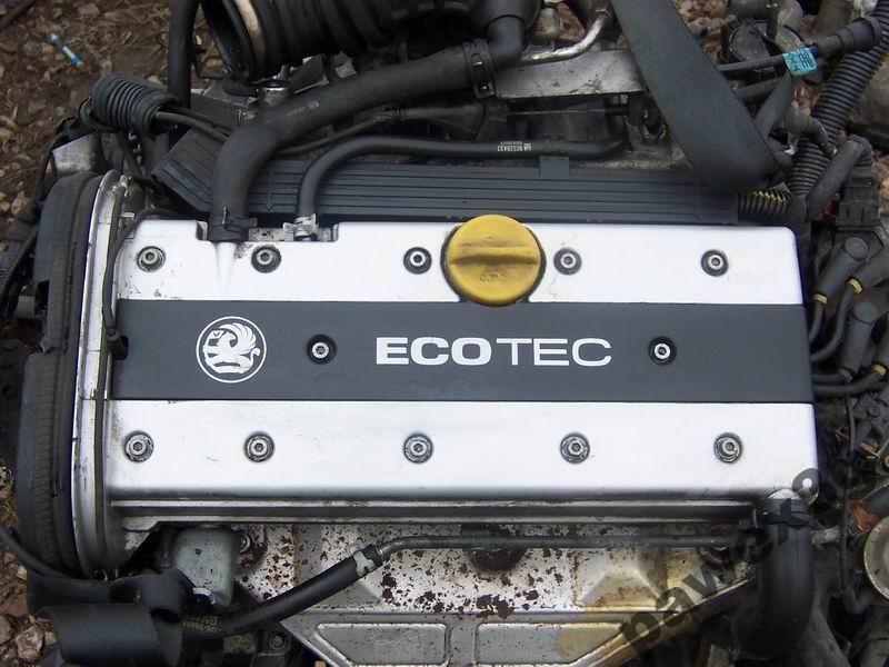экотек опель 1,6 1,8 2.0 2.2 двигатель кредит европы отправка в регион Актобе - изображение 1