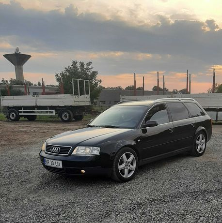 Audi a6 c5 1,9 tdi de vanzare