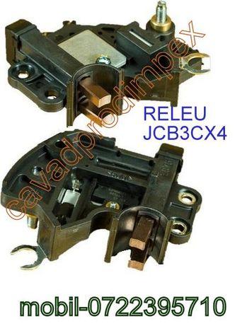 Releu original pentru alternator montat pe JCB 2/3CX444
