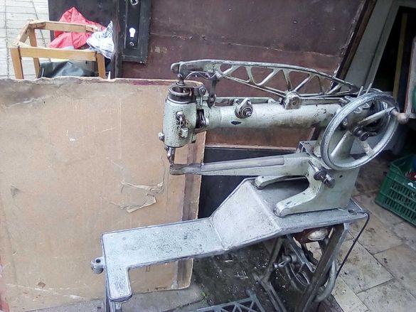 Обущарска ръкав машина Claes