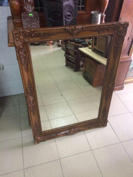 Старо френско огледало