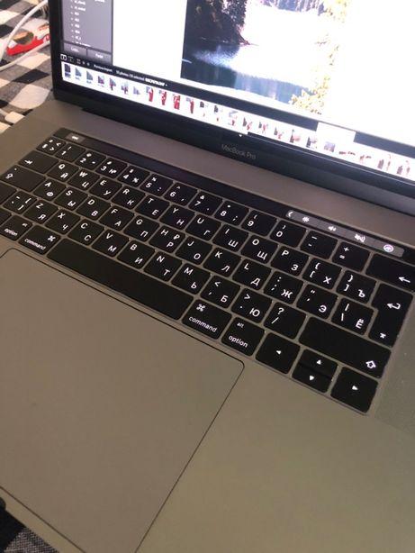 """MacBook Pro 2018 15"""" (256gb)"""