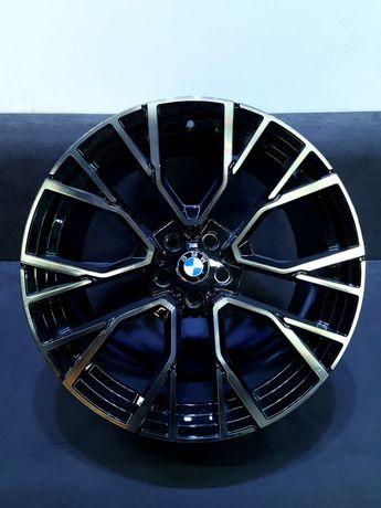 Комплект новых дисков на BMW r20 5×112