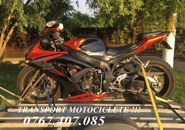 Tractari moto ATV -uri transport motociclete remorcare moto