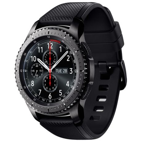 Продам смарт часы Samsung Gear S3 frontier в идеальном состоянии!