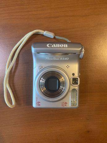 Фотоапарат Canon Powershot A540