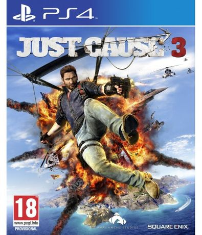 Just Cause 3 / PS4 / Игра / Нова / Playstation4 / TV