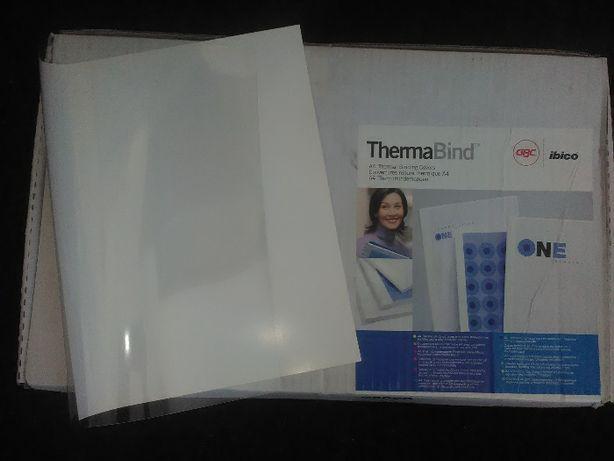 Coperti pentru legare termică GBC, 15 mm, 50 buc./set