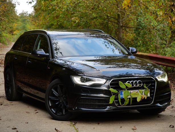 Audi A6 2.0 TDI 177CP Automat Piele Nappa S line