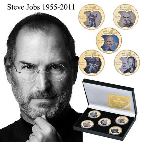 Apple и Стив Джобс.Колекционерски сет.