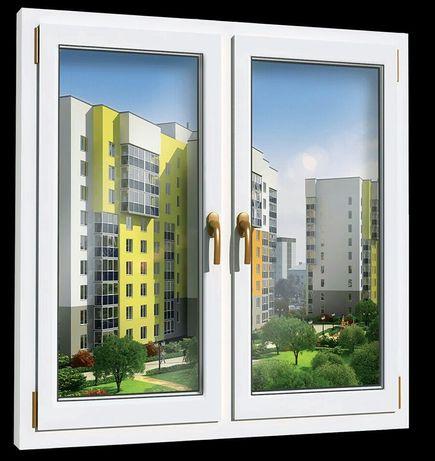 Пластиковые окна, двери, витражи