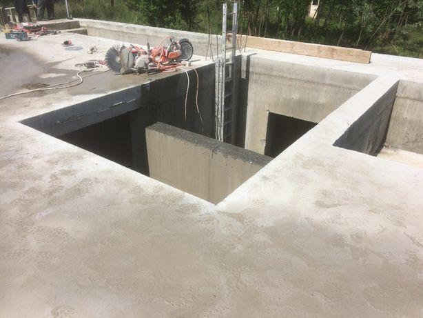 Demolari taiat decupat demolat spart beton caramida taiere Botosani