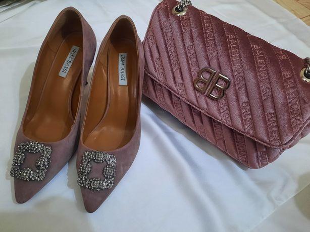 Комплект сумка и туфли