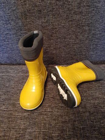 Детские резиновые ботинки Nordman