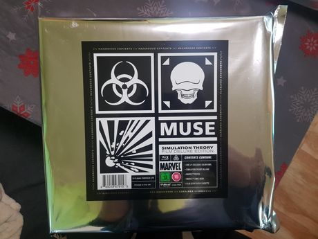 Muse - Simulation Theory Film Deluxe box set