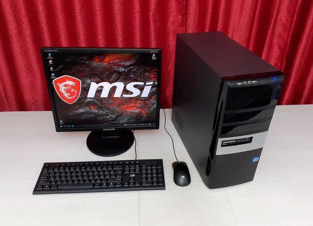 Компьютер core i5 ( за 5О% стоимости ) игровой.
