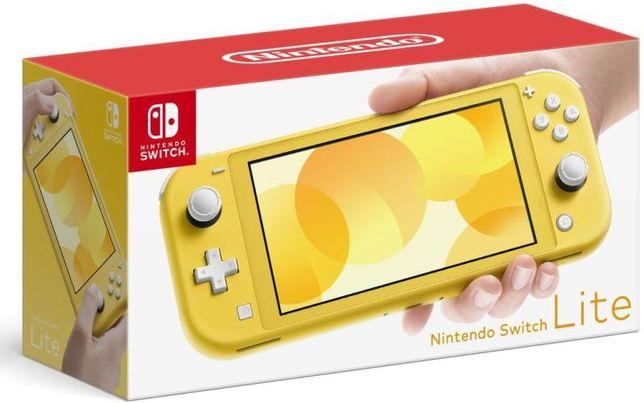 Consola Nintendo Swith Lite ( produs nou)