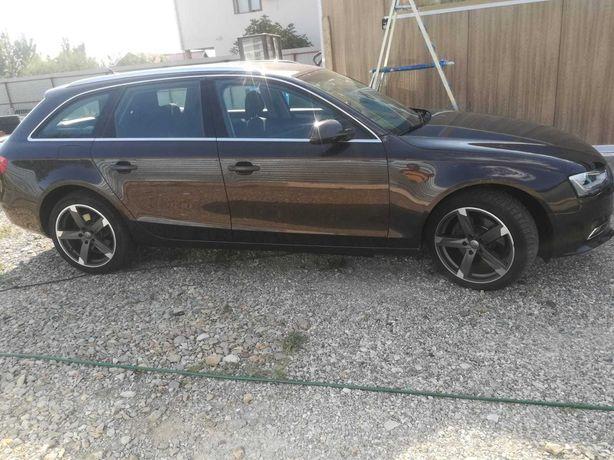 Audi A4 2014 euro 5
