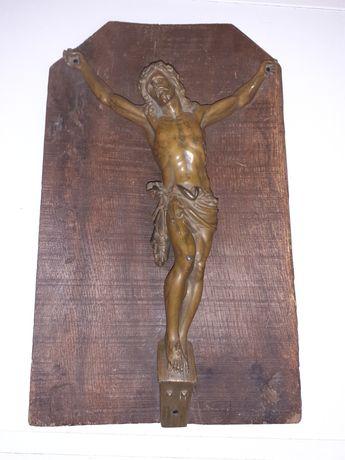 Icoana pe lemn cu Iisus  cristos