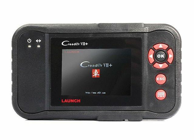 Launch CReader 7 (VII+) RUS - автомобильный сканер