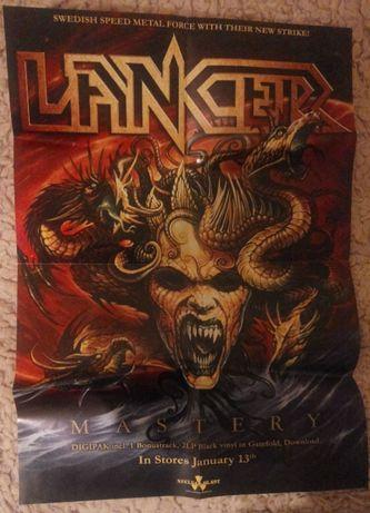 Продавам метъл плакати - GAMMA RAY, Blind Guardian, Lancer, Bon Jovi