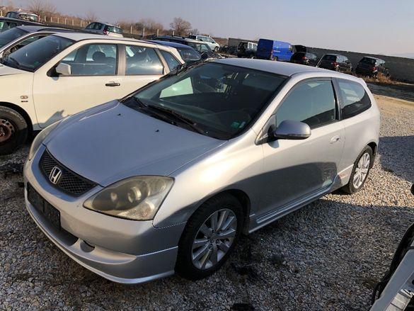 Honda Civic 2004 1.7Diesel 101cc