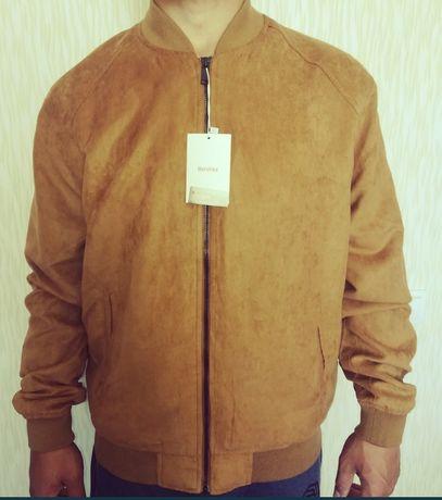 Ветровка новая, куртка тонкая, фирмы bershka