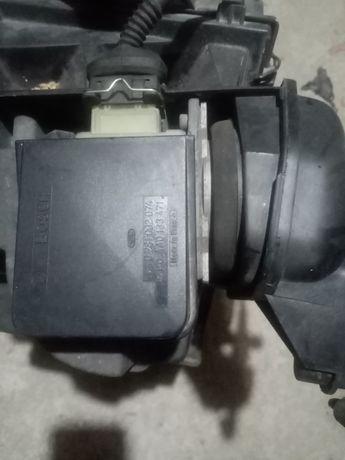 Расходомер воздуха на Audi A 100C4 2.5л из Германии