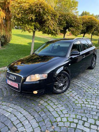 Audi A4 Fab 2007 CP 140 Mot 2000 un singur ax