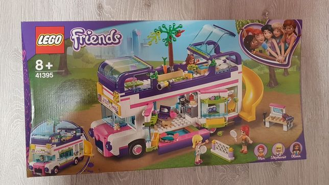 LEGO Friends - Autobuzul prieteniei (41395)NOU/sigilat