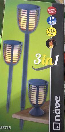 Соларни лампи 3в1 Nave