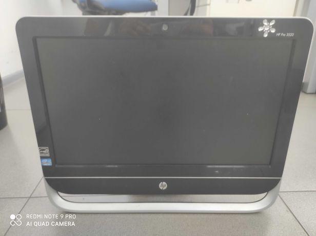 Продам компьютер моноблок HP 3420-HP3520