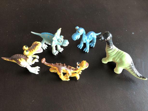 Figurine plastic dinozauri