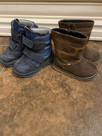 Детская обувь 1500 за две пары на 2-3 года