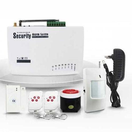 Надежная GSM Сигнализация Для дома/квартиры/магазина/Доставка есть