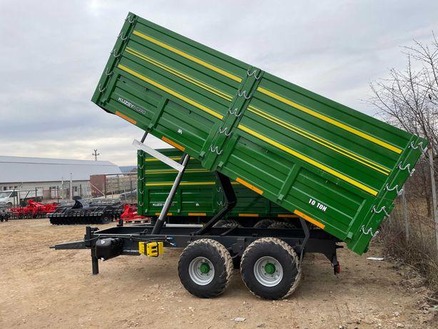 Remorca agricola - Remorca pentru cereale 8 tone - 10 tone