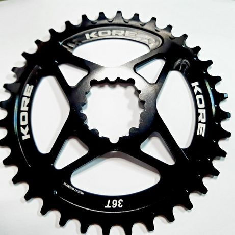 36t Kore Stronghold Narrow Wide XD Chainring Плоча Директен Монтаж