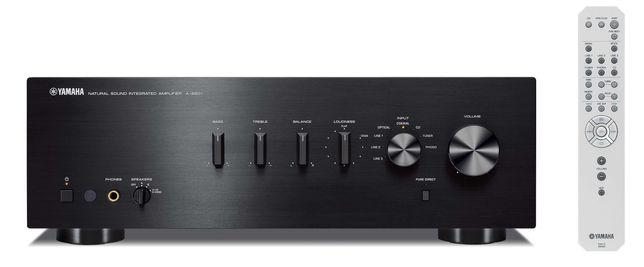 Amplificatoare stereo Yamaha A-S501, noi, sigilate la cel mai bun pret