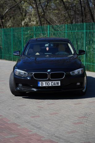 Vând BMW seria3 f30