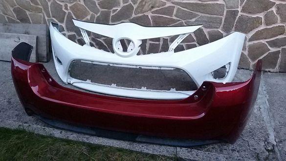 Предна и задна броня за Toyota Verso 13-17г