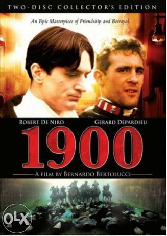 Novecento/1900 1976 DVD