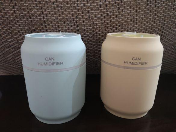 Дифузер Humidifier и три масла етерични масла