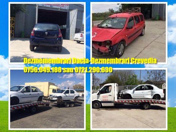 Dezmembrari Dacia Logan Dezmembrari Crevedia o756.o49.188
